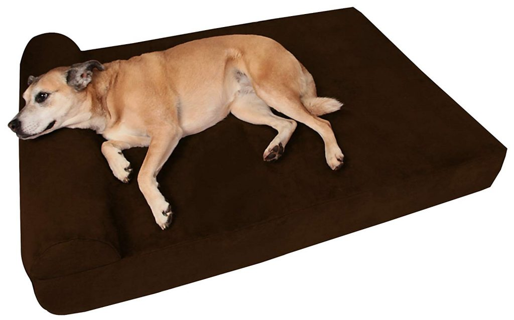 Big Barker Orthopedic Dog Bed