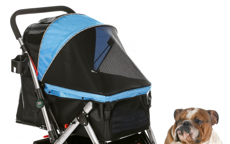 The 9 Best Dog Strollers in 2018 for your little furry friend!