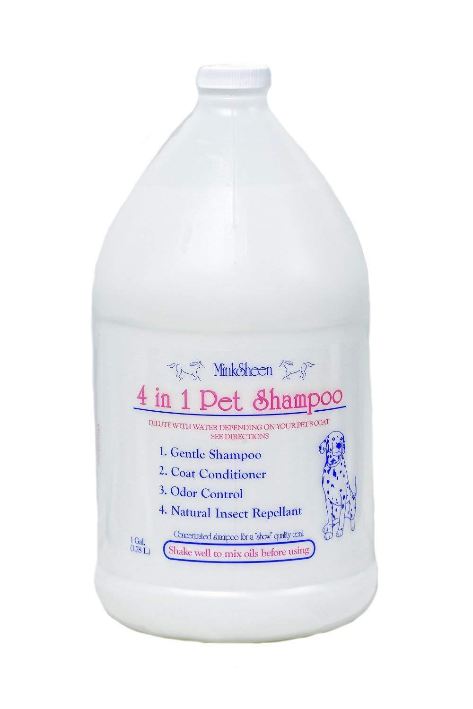MinkSheen Pet Shampoo