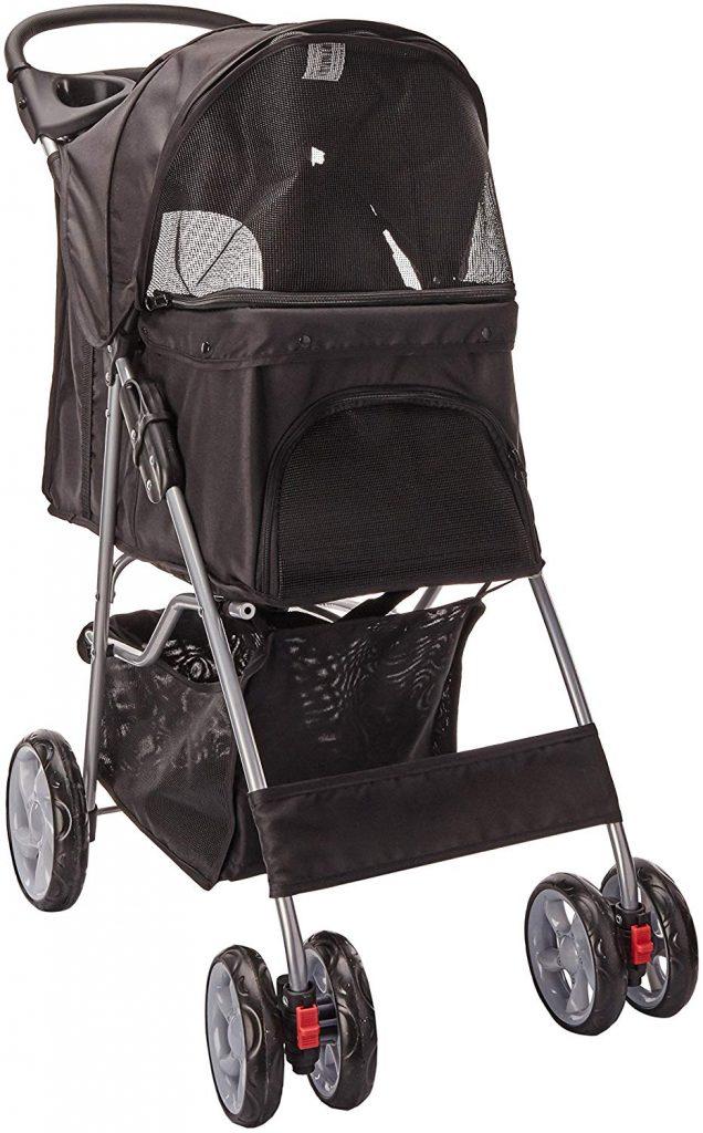 Paws & Pals City Walk N Stride Pet Stroller