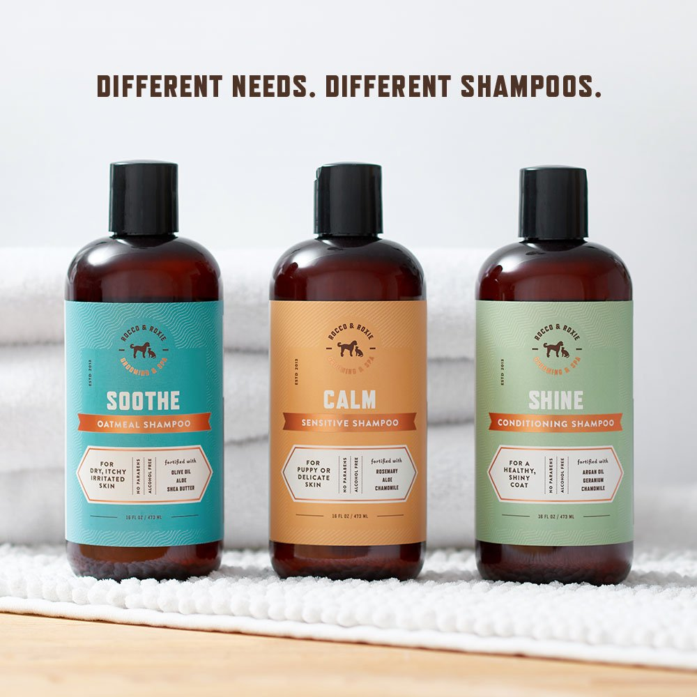 Rocco & Roxie shampoo
