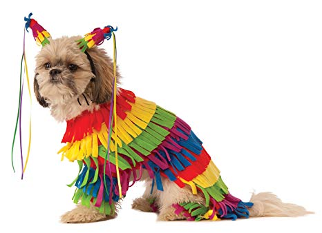 Piñata dog costume