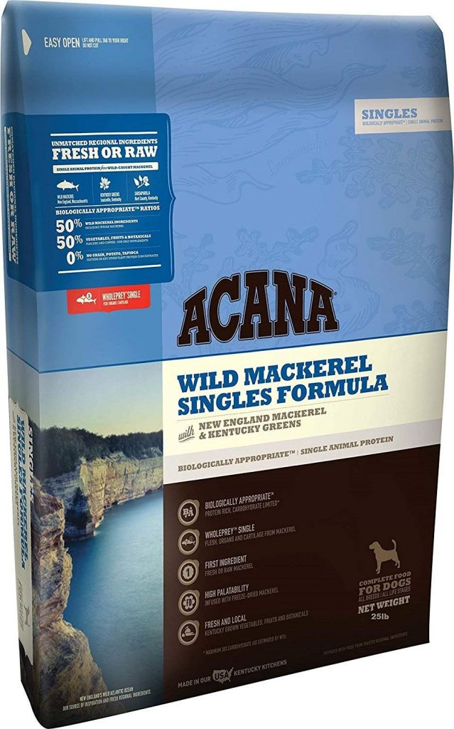 Acana Singles Limited Ingredient