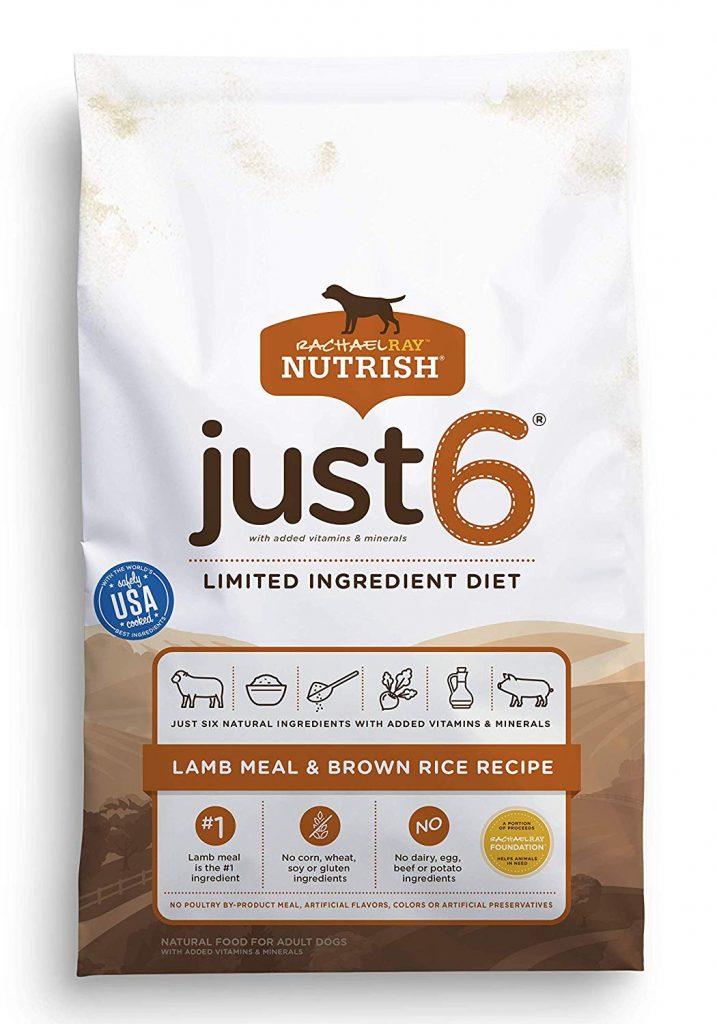 Just 6 Limited Ingredient Diet