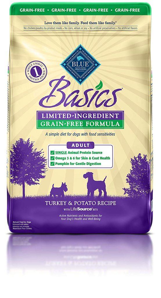 Blue Buffalo Basics Grain Free