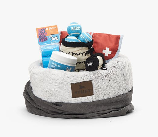 Bark box Puppy Essentials Bundle